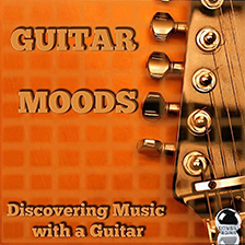 GUITAR MOODS – Discovering Music with a Guitar