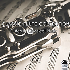 CLASSIC FLUTE COLLECTION – Flutes in Classical Music