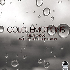 COLD EMOTIONS – Melancholic Piano Melodies Collection