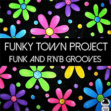 FUNKY TOWN PROJECT – Funk and R'n'b Grooves