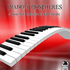 PIANO ATMOSPHERES – A Piano Solo Collection to get Romantic