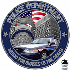POLICE DEPARTMENT – Music for Chases to the Death
