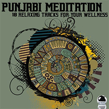 PUNJABI MEDITATION – 18 Relaxing Tracks for your Wellness
