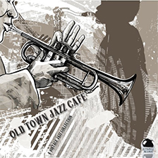 OLD TOWN JAZZ CAFE – A Vintage Jazz Collection