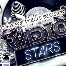 RADIO STARS – Great Pop Voices Selection