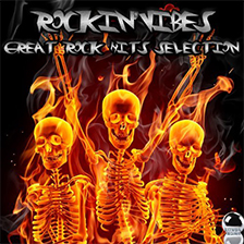ROCKIN VIBES – Great Rock Hits Selection