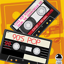 90 s POP – Cool Pop Songs from the Glamorous 90s